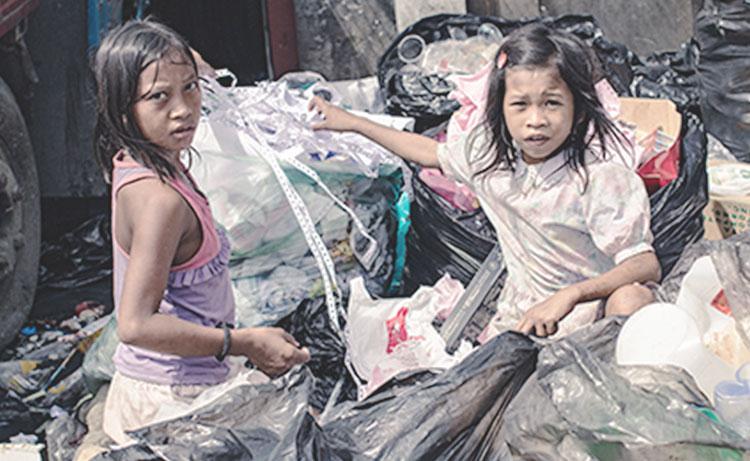 貧困の連鎖