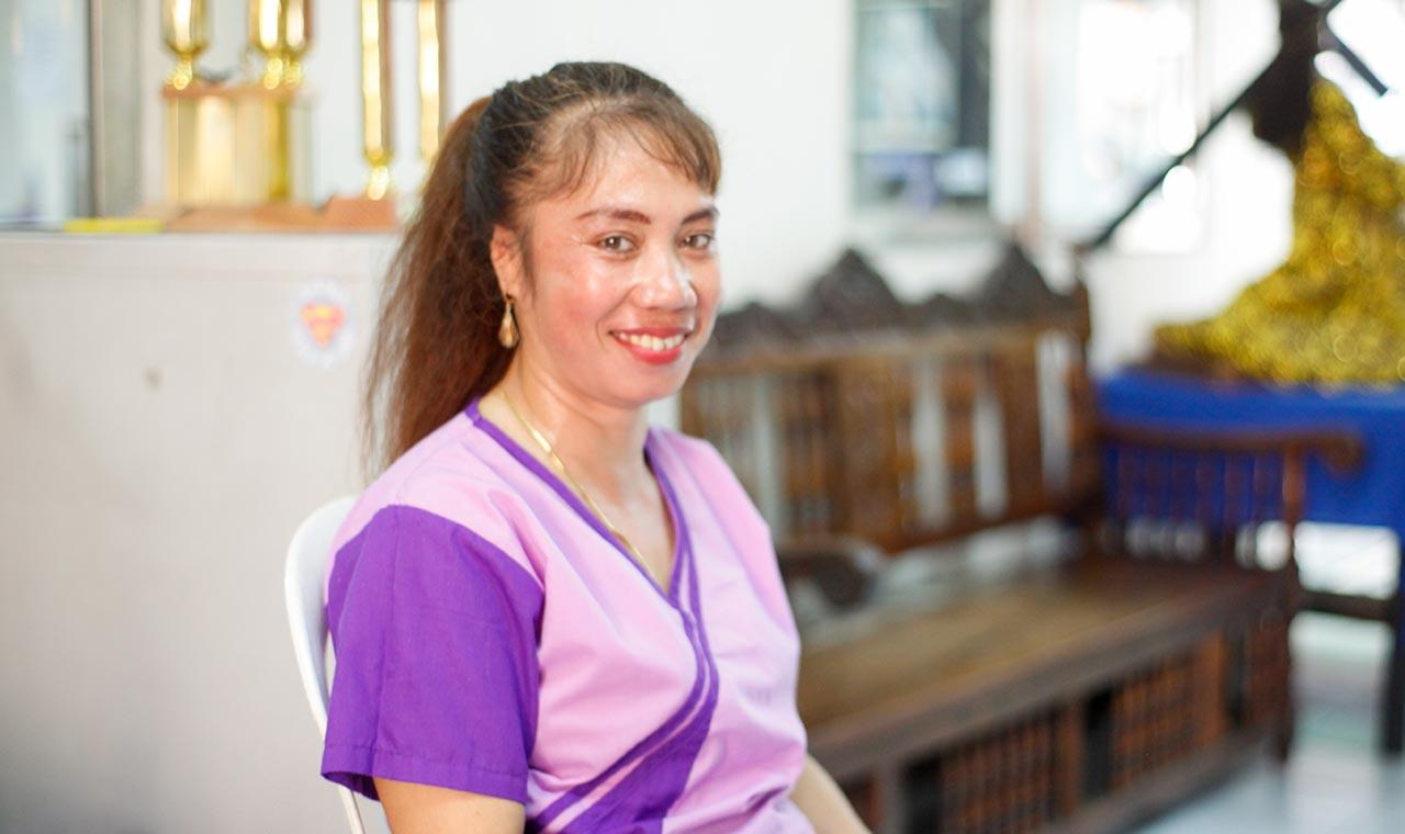 Rosa Anino Puracan ローサさん