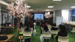 アドバンスコース講師、石本氏のセミナーを開催しました。