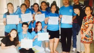 フィリピン視察!レポート1 –マニラ1期生・オロンガポ3期生が卒業–