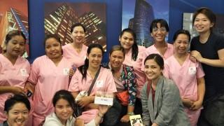 咲くらプロジェクト~セラピストイベント in Philippine~開催致しました!